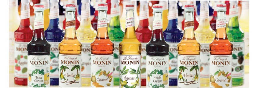 Mixer Syrups - Beverages - Pro...