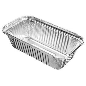 No6A Foil Container (Base Only)