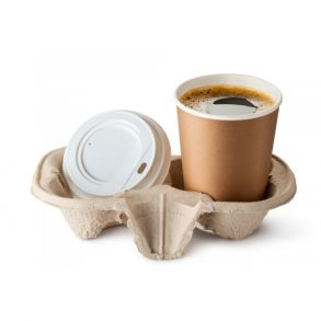 Go-Pak 2Cup Carry Tray [360]