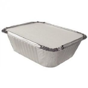 No1 Foil Container with Lids