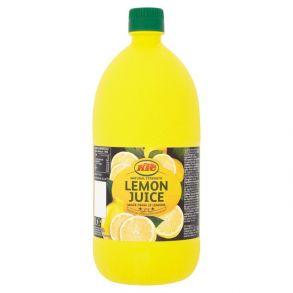 KTC Lemon Juice (6x1ltr)