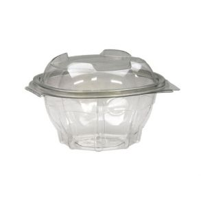 370cc Hinged Round Salad Bowl