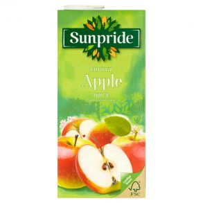 Sunpride Apple Juice (12x1ltr)