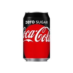 Coke Zero Can (24x330ml)