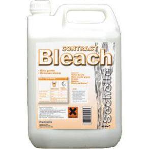 Sechelle 5% Strong Bleach (4x5ltr)