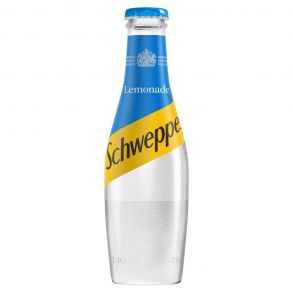 Schweppes Lemonade Bottles (200ml)
