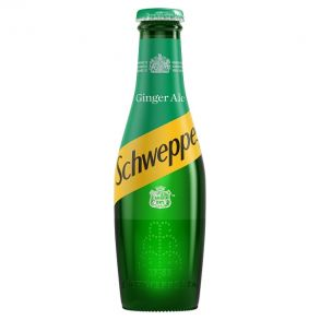 Schweppes Canada Dry Ginger Ale (200ml)