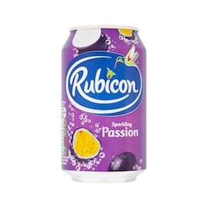Rubicon Sparkling Passion Fruit (330ml)