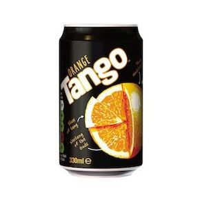 Tango Orange Can GB (330ml)