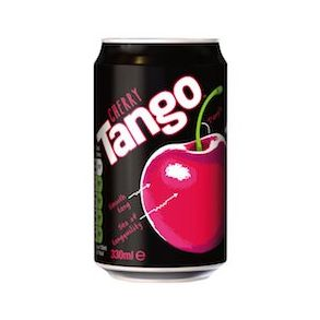 Tango Cherry Can GB (24x330ml)
