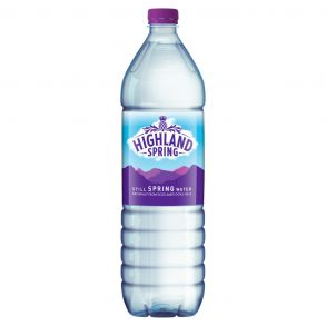 Highland Plastic Still Water (1.5ltr)