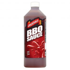 Crucial BBQ Sauce [10x1ltr]
