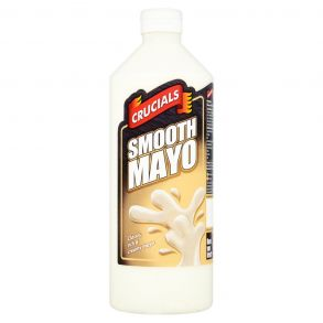 Crucial Smooth Mayonnaise (1ltr)