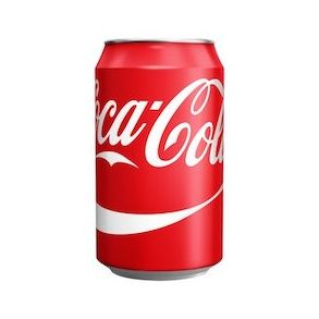 Coca Cola GB Can (330ml)