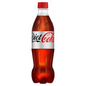 Diet Coke (500ml)