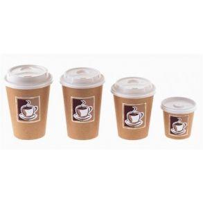 Bender Caffe Paper Cup (4-16oz)
