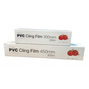PVC Cling Film 450mmx300m