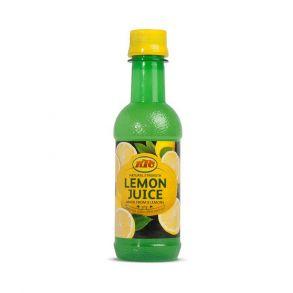 KTC Lemon Juice (12x250ml)