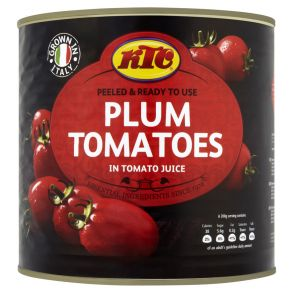 KTC Plum Tomatoes (Pack of 6)
