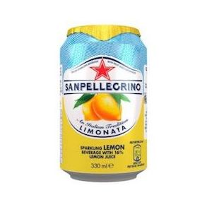 Sanpellegrino Limonata Cans (330ml)