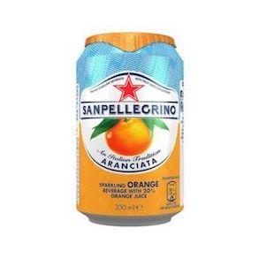 Sanpellegrino Aranciata (24x330ml)