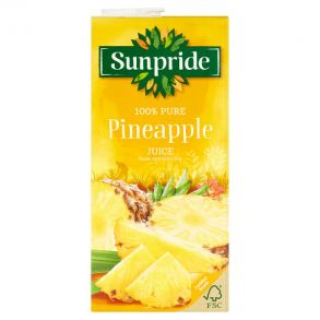 Sunpride Pineapple Juice (12x1ltr)