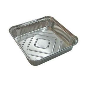 9x9x1.5 Foil Containers (Shallow)