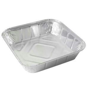 9x9x2 Foil Containers (Deep)