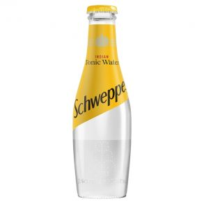 Schweppes Tonic Water (24x200ml)