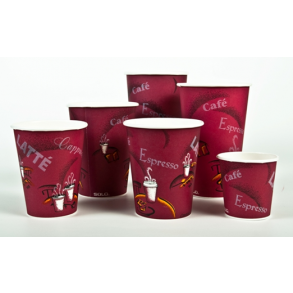 Solo Bistro Single Wall Cups (4-20oz)