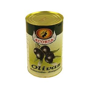 Acorsa Pitted Black Olives (4.1kg)