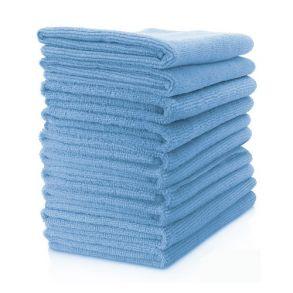 Microfiber Cloth Blue