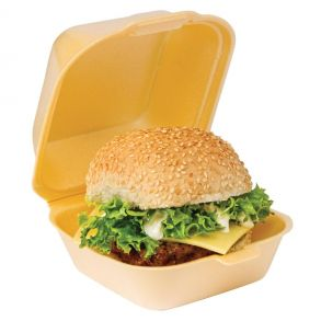 HB7 Single Burger Box (500)