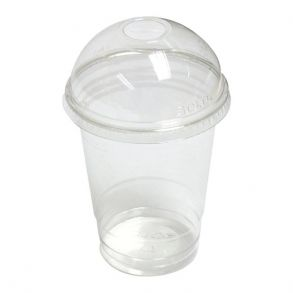 10oz Clear Smoothie Cups