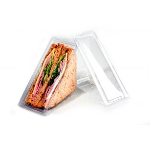 Deepfill Hinged Sandwich Wedge (500)