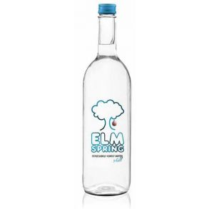 Elm Spring Still Water Glass Bottle (750ml)