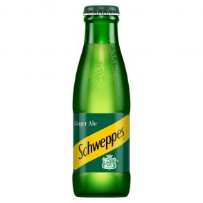Schweppes Canada Dry Ginger Ale (125ml)
