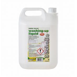 Sechelle Green Velvet Washing Up Liquid (Pack of 2)