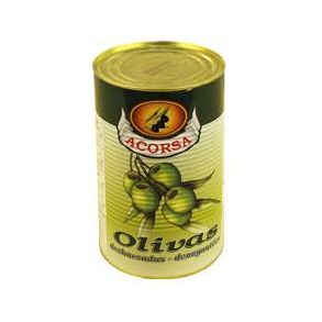 Acorsa Pitted Green Olives(4.1kg)