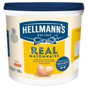 Hellmann's Real Mayonnaise (10ltr)