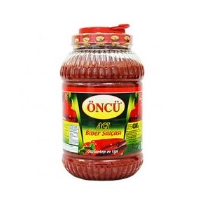 Öncü Hot Pepper Paste (4.3kg)