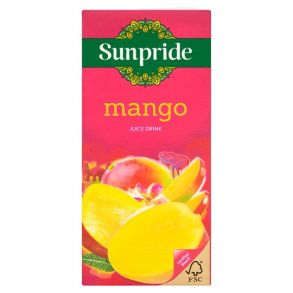 Sunpride Mango Juice Drink (12x1ltr)