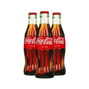 Coca Cola Classic Glass Bottle (24x330ml)