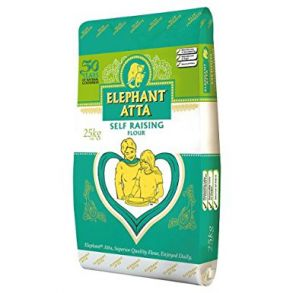 Elephant Atta Self-Raising Flour ( 25kg )