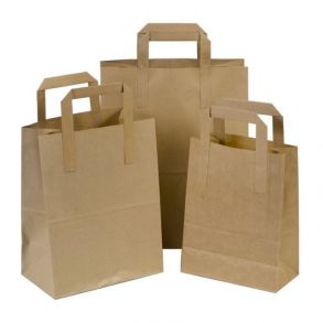 Kraft Paper Bag  (All Sizes)