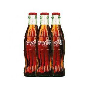 Diet Coke Glass Bottle (330ml)