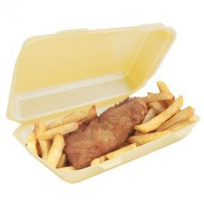 Linpac TT10 Fish & Chips Box