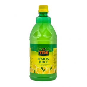 TRS Lemon Juice (6x946ml)