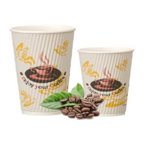 Go-Pak Ripple Enjoy Cups (8/12oz)