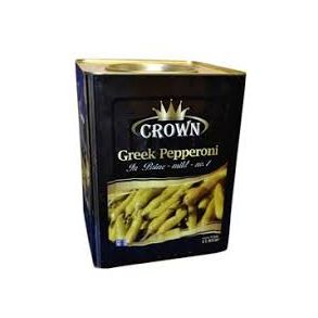 Greek Pickled Pepper (15kg)